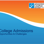 College Admissions: Opportunities and Challenges